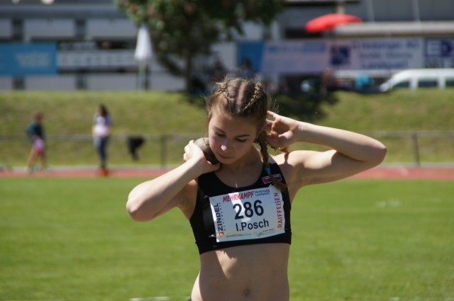 EM U18 Limit 7-Kampf für Isabel Posch