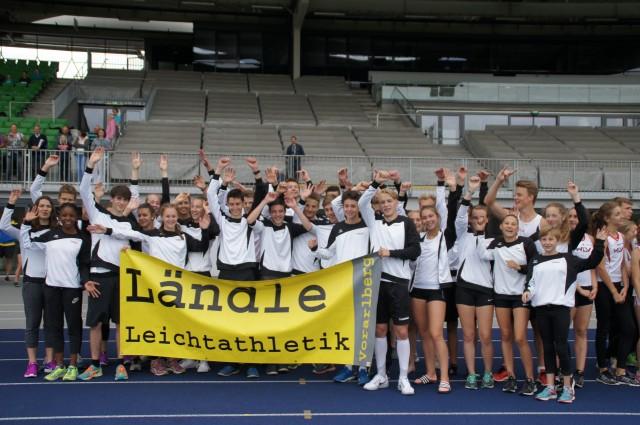 3. Rang beim Bundesländercup U18 Österreich
